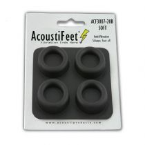 AcoustiFeet Soft Anti-Vibration Feet ACF3007-20B